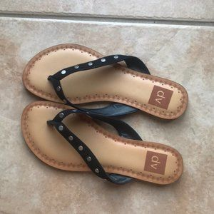 3/$30 Anthro | Dolce Vita Studded Thong Sandals 8